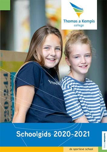 Download de schoolgids van Thomas a Kempis College